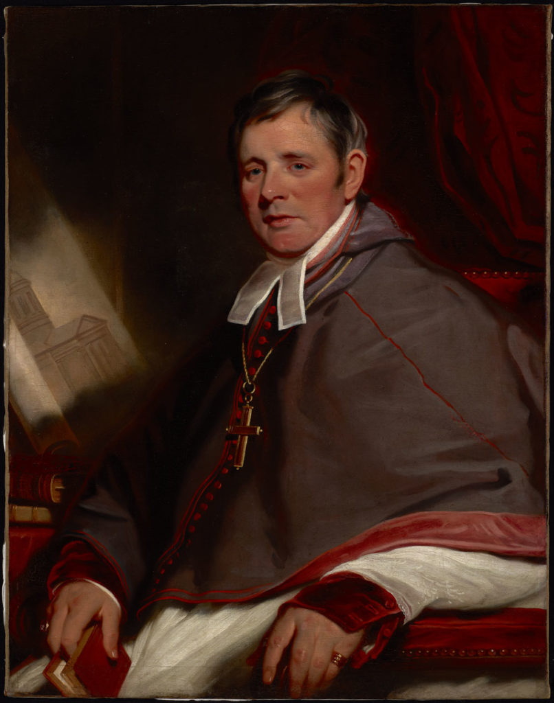 Bishop Alexander Macdonell